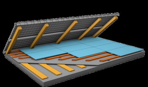 Création de plancher dans les combles et le grenier