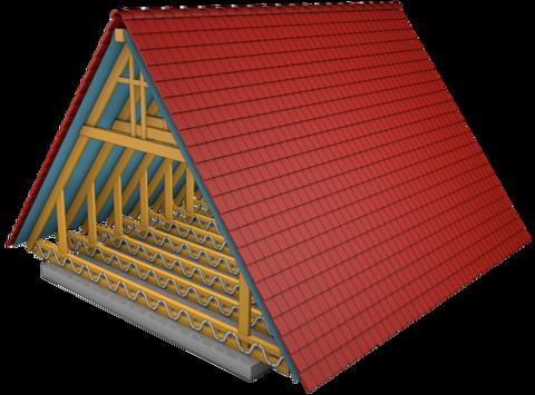 Cloisonnement Modification pente de toit