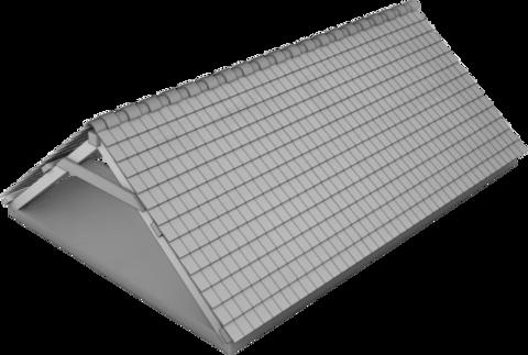 Poutraison surélévation de toiture