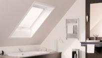 La salle de bains - transformation combles