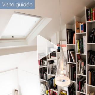 Lumière du sol au plafond - rangement sous pente