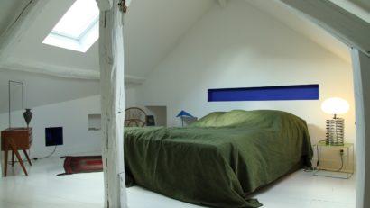 Chambre parentale minimaliste