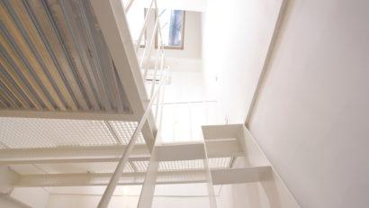 Combles Suspendus - escalier combles