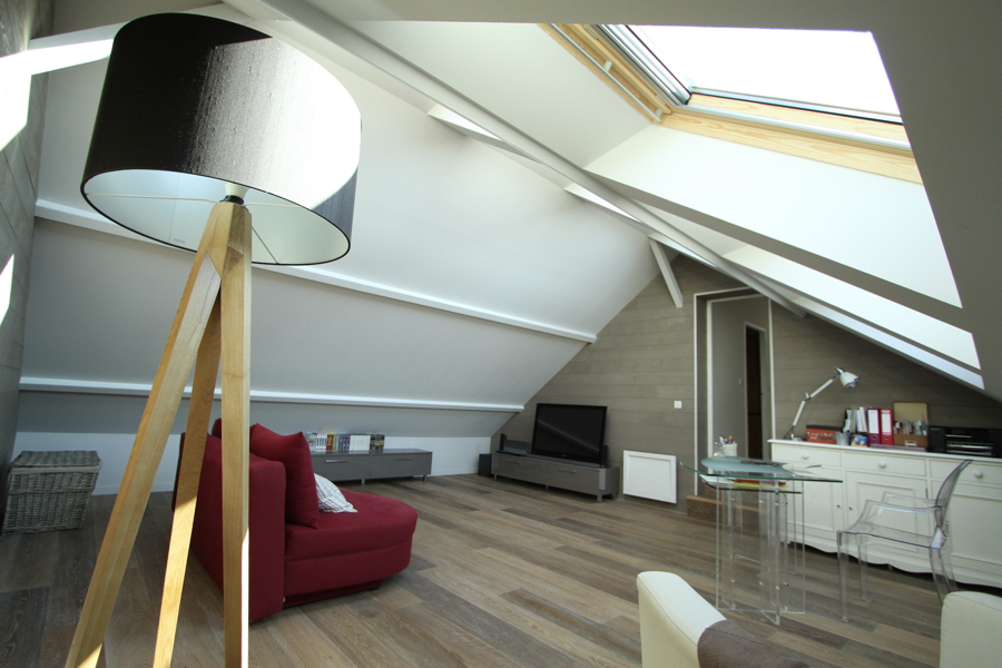 quel rev tement de sol choisir pour ses combles r ve de combles. Black Bedroom Furniture Sets. Home Design Ideas