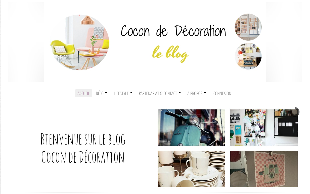 Blog Cocon de décoration