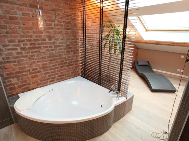 Un spa sous les combles - prix aménagements combles