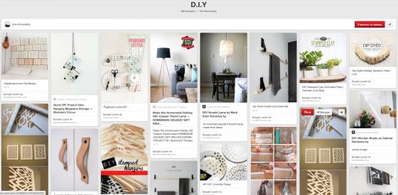 Pinterest DIY