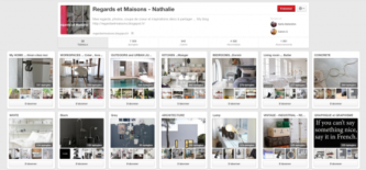 pinterest Regards et maisons de Nathalie