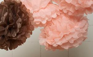 Pompon en papier 40 cm – sous-le-lampion.com – 3,95 €