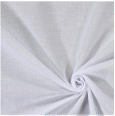 1 mètre de tissu Etamine Liso blanc –tissus.net- 13,95 €