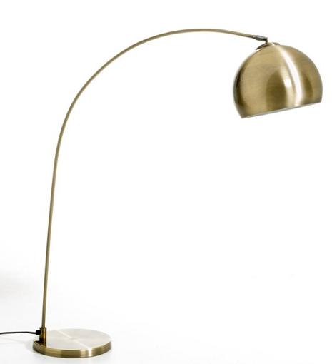 Lampe Arc Eclat chez La Redoute