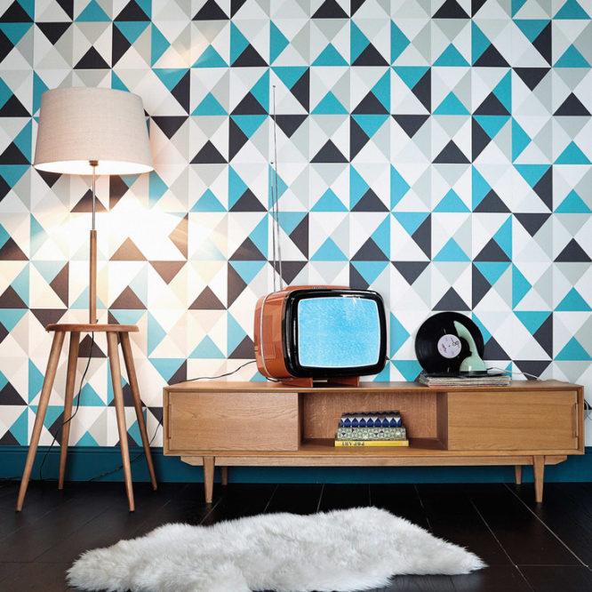 Meuble TV Portobello en chêne massif chez Maisons du Monde