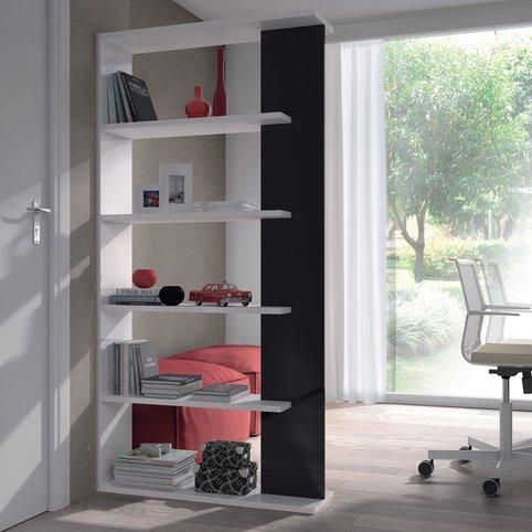 4 id es pour s parer les espaces dans ses combles sans cloisonner r ve de combles - Estanterias separadoras de ambientes ...