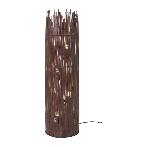Rotvik-lampadaire-brun-Ikea