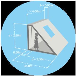calcul-volume-combles-faux-plafond