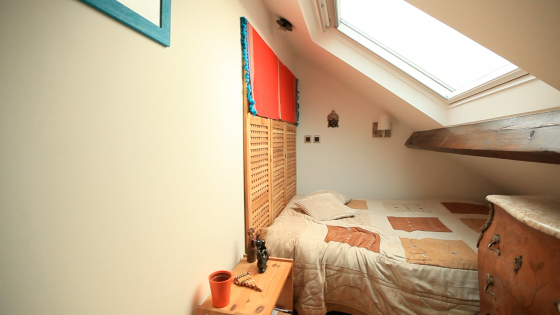 Duplex Sara - Chambre2 - Après