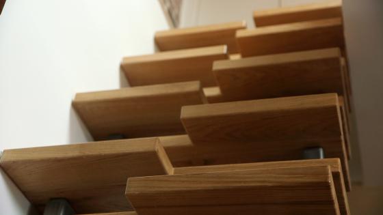 Duplex Sara - Escaliers japonais - Après2