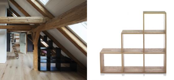 idee8 - Meuble Comble Ikea