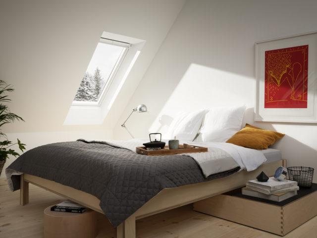 Bien aménager une chambre sous les combles - Rêve de Combles