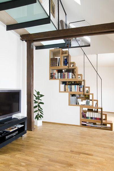 escalier-rangement-mezzanine