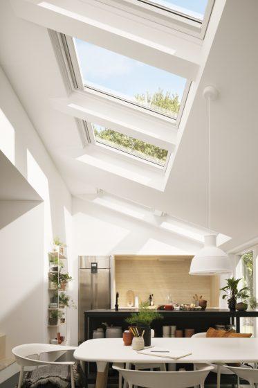 amenagement-cuisine-lumiere-combles-optimiser-espaces