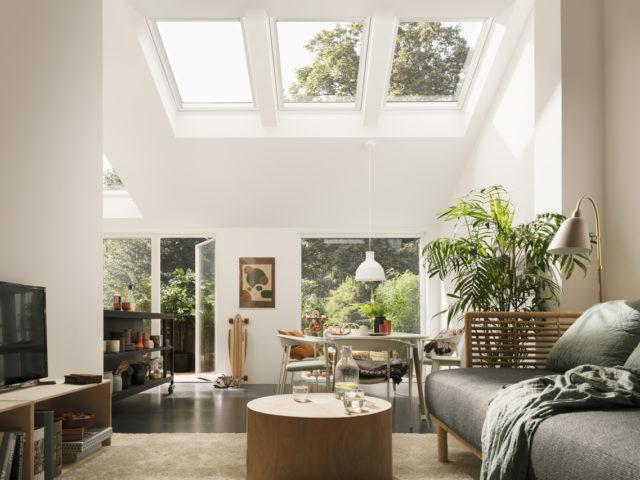comment maximiser l 39 clairage naturel toute l 39 ann e r ve de combles. Black Bedroom Furniture Sets. Home Design Ideas