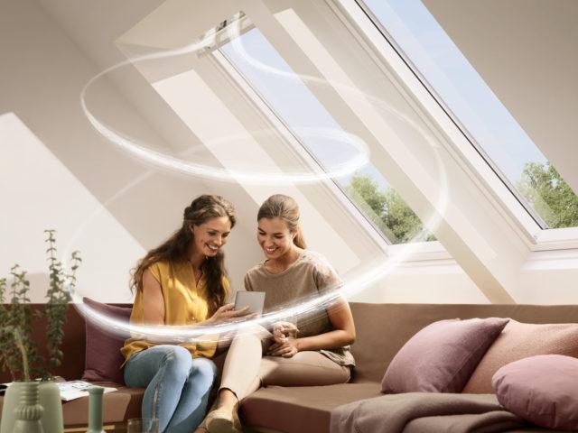 comment assurer un bon renouvellement de l air dans ses combles r ve de combles. Black Bedroom Furniture Sets. Home Design Ideas