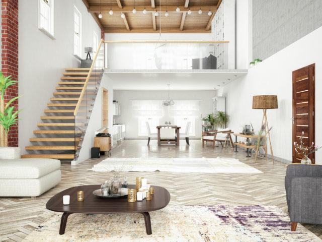 combien co te une mezzanine sous les combles r ve de combles. Black Bedroom Furniture Sets. Home Design Ideas
