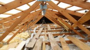 surélévation aménagement combles réhausse toiture