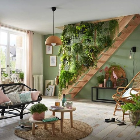 Ambiance Jungle Idees Deco Combles