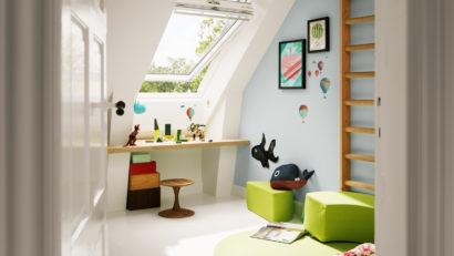 amenager-petite-chambre-enfant-dans-petit-espace-sous-combles