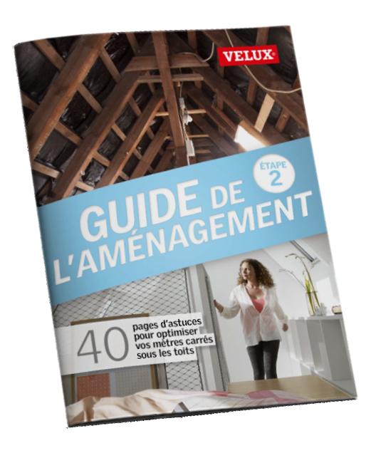 guide aménagement combles VELUX volume 2