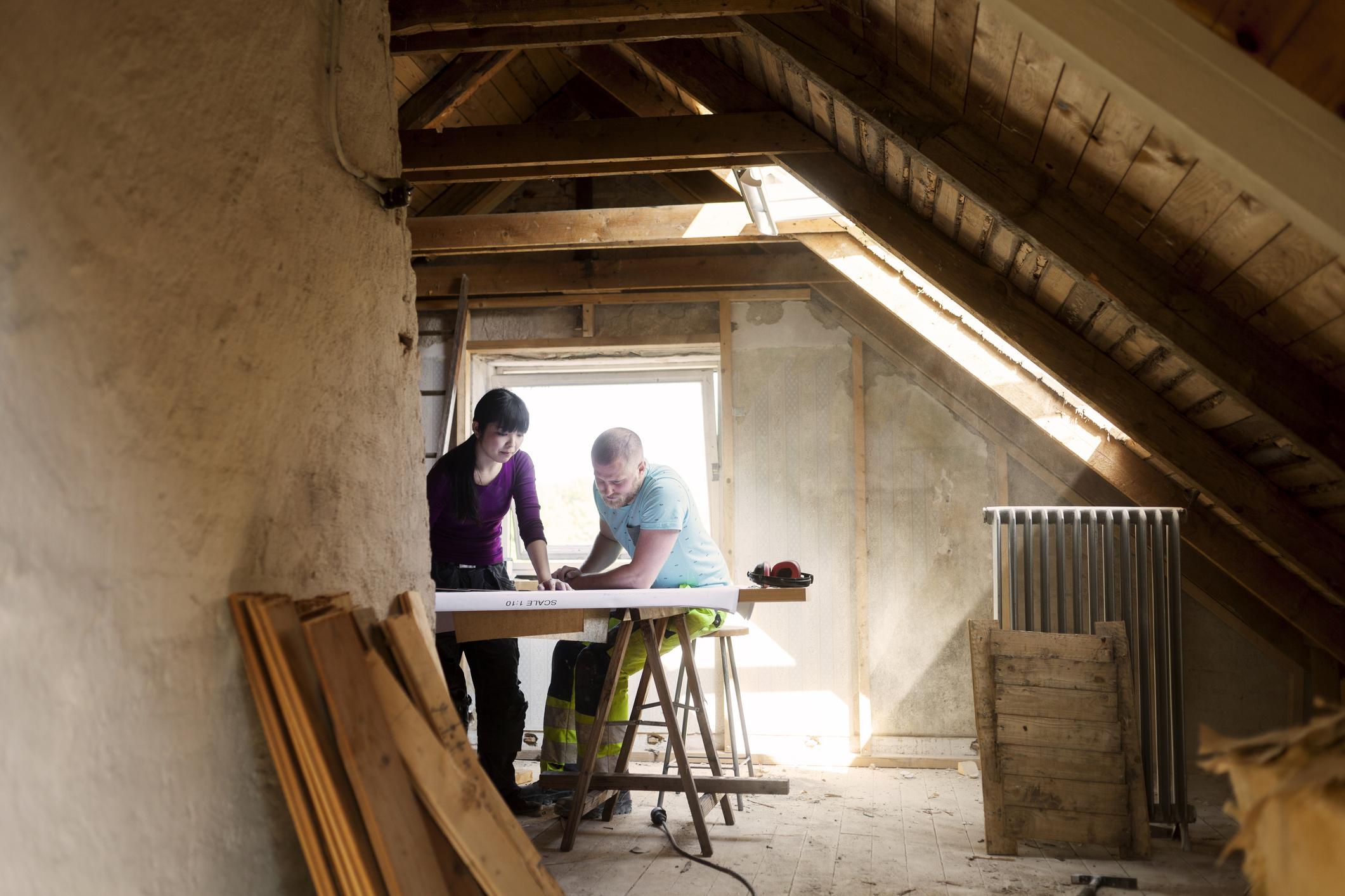 Aménagement Grenier En Chambre Autorisation combles et rénovation : les règles et la législation à