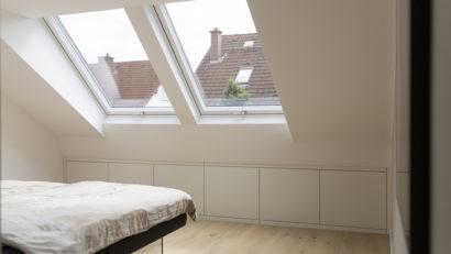 Fenêtre de toit - chambre